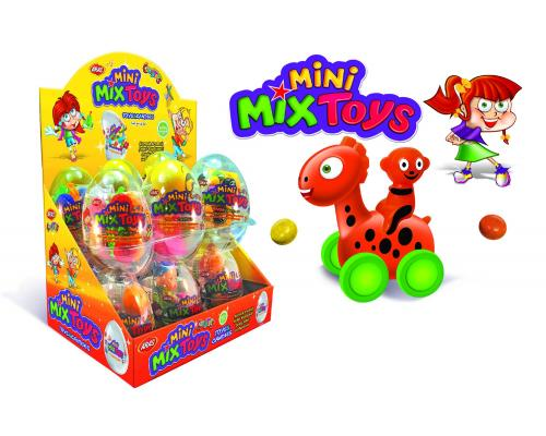 Mini Mix Toys Drage Candy 10g