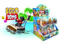 New Eggo Toys Drage Candy 10g