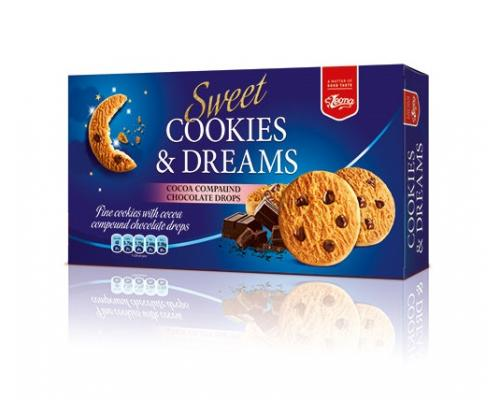Cookies Dreams Cocoa 160g