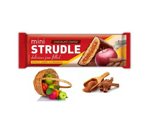 Strudles mini Cinnamon & Apple 19g